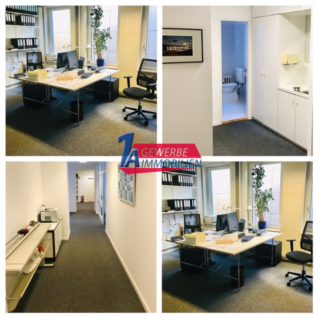 Bürofläche in der Braunschweiger Innenstadt