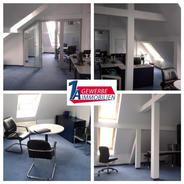 Gepflegte Bürofläche mit Ambiente in der Braunschweiger Innenstadt