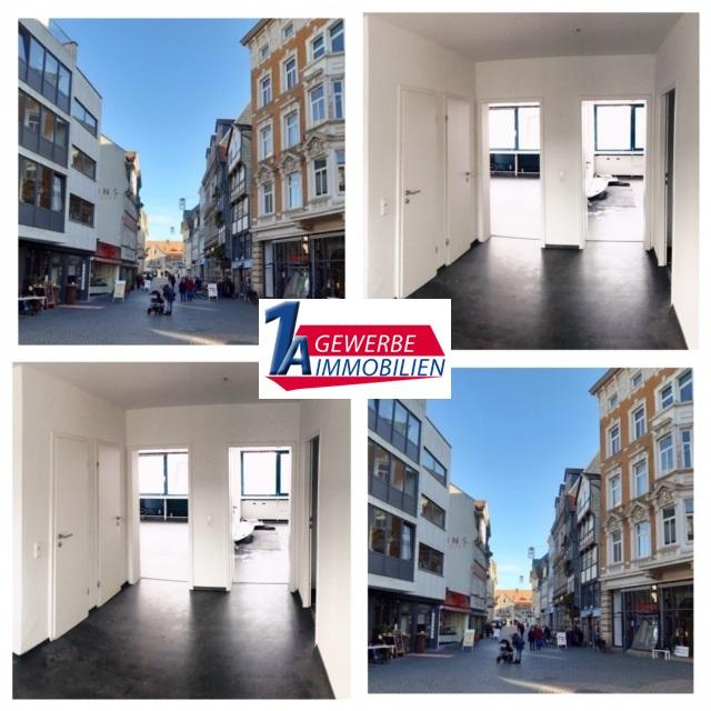 90m² Bürofläche in der Braunschweiger Innenstadt