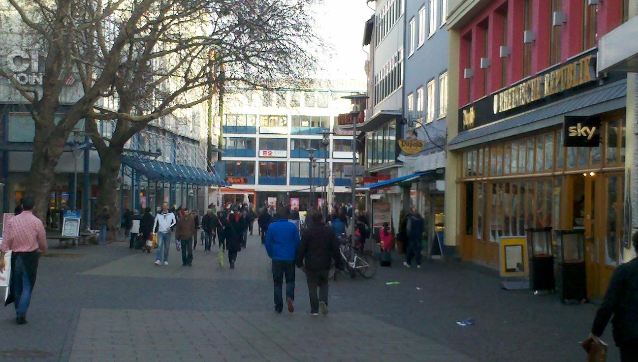 Ca. 200 m² Gastro- oder Einzelhandelsfläche in der Braunschweiger Innenstadt